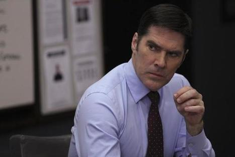 Criminal Minds' Thomas Gibson Tweets He's 'Disappointed' About Firing | SocialMediaTwitter | Scoop.it