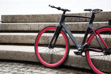 La bicicleta que controla nuestros ángulos muertos para mayor ... - Omicrono | btt mantenimiento | Scoop.it