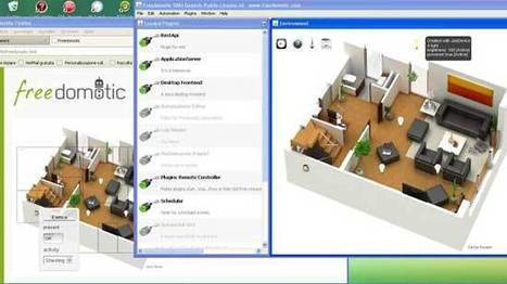 Open Source Freedomotic Home Automation Software Updated | Home Automation | Scoop.it