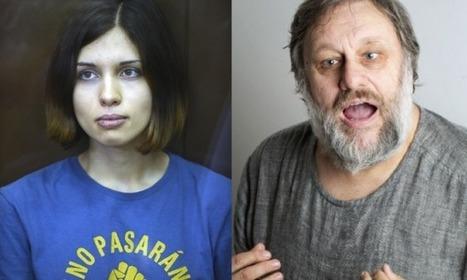 """Nadezhda Tolokonnikova of Pussy Riot's prison letters to Slavoj Žižek   """"Qui si je criais...?""""   Scoop.it"""