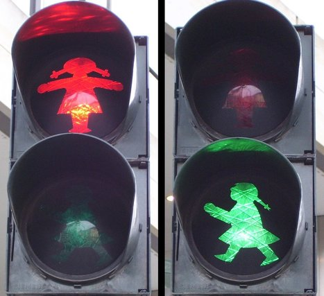 The Power of German Traffic Lights | German Language Blog | German learning resources and ideas | Scoop.it