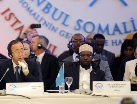 UN seeks urgent aid to avoid power vacuum in Somalia | Global Health HH330 | Scoop.it
