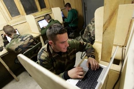 Les réseaux informatiques, les nouveaux fronts de l'armée française  / France Inter   #Security #InfoSec #CyberSecurity #Sécurité #CyberSécurité #CyberDefence & #eCommerce   Scoop.it