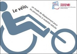 Questionnaire : Utilisation du vélo et handicap | RoBot cyclotourisme | Scoop.it