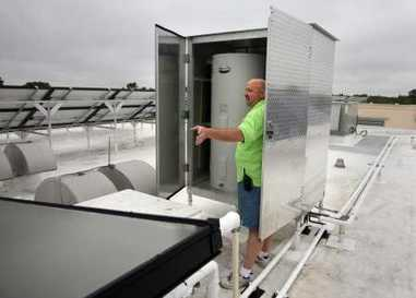 Saving water, energy is king at Greencastle apartments in Port Richey - Tampa Bay Times | scatol8® | Scoop.it