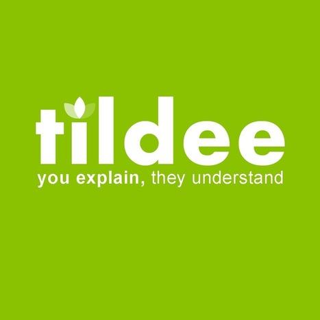 Tildee: Create Easy Step-by-Step Tutorials | be-odl | Scoop.it
