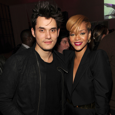 John Mayer Spotted With One of Katy Perry's Best Friends – Rihanna! Get the ... - In Touch Weekly | socail media with Celebrities | Scoop.it