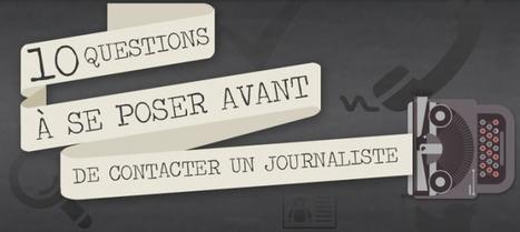 10 conseils pour contacter un journaliste | Relations Presse Karine Baudoin | Scoop.it