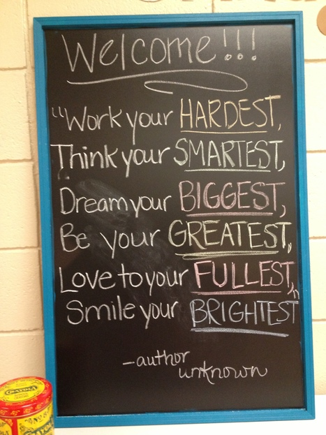 Ready... Set... Teach!  Thoughts on Beginning the School Year Well | Cool School Ideas | Scoop.it