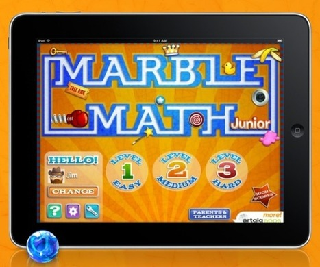 Fun Apps to Entertain (and Educate) Your Child | iPads, MakerEd and More  in Education | Scoop.it