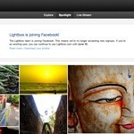 "Facebook ""Acquires"" Another Photo-sharing Service – Lightbox 