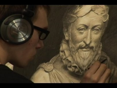Atelier Stockholm Fine Art School Follows Traditional Masters - YouTube | Oil painting | Scoop.it