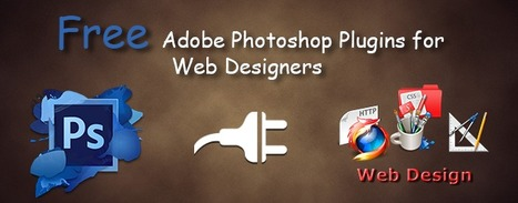 Free Photoshop Plugins for Web Designers | Drone | Scoop.it
