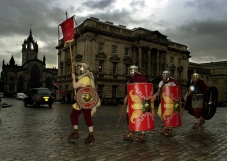 Ale, Caesar! Romans and Caledonian tribes went to pub together - Heritage - Scotsman.com | Archaeology News | Scoop.it