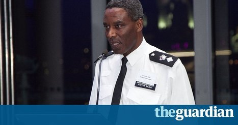 Race failures are damaging the police, says top Met officer | Policing news | Scoop.it