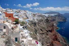 Top five destination in Greece - Travel Guide | Travel destinations | Scoop.it