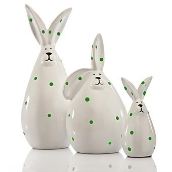 Buy Home Decor Shopping in India - Charming Rabbit Figurine Piggy Bank -1203-07115 GRN   Buy online Home Decor Shopping in India - Importwala.com   Scoop.it