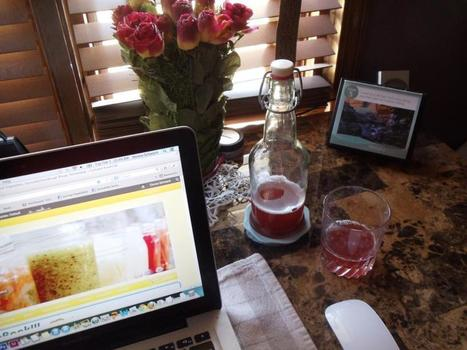 How much kombucha have you had today? I've had a lot. I made one with a combinat...   Kombucha News   Scoop.it