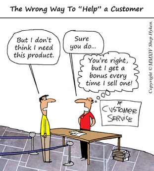 Reasons for Customer Service Debacle | Creating That Great Customer Experience | Scoop.it