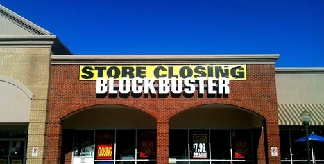 Bookstores Won't Go the Way of Video Stores | Librarysoul | Scoop.it