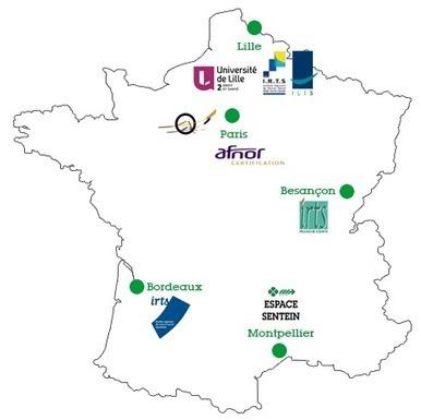 Espace Sentein : une présence nationale pour les formations dans le médico-social   Médico-social   Scoop.it
