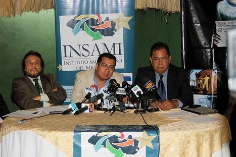 Organización pide al gobierno protección a menores migrantes   Mi ...   INSAMI migracion   Scoop.it
