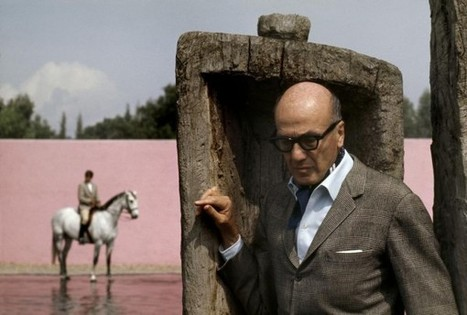 25 Years After Luis Barragán's Death, A LOOK At Mexican Modernists | The Architecture of the City | Scoop.it