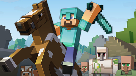 Mojang Responds To Minecraft 1.9 Combat Update Concerns - Attack of the Fanboy | The World of Minecraft | Scoop.it