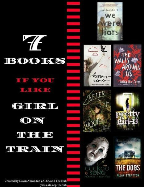 7 Books If You Like The Girl on the Train - The Hub | Book News Readers Can't Live Without | Scoop.it