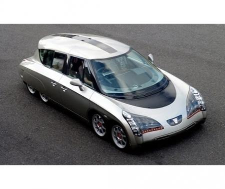 Eliica Eight-Wheeled Electric Supercar | Car Pictures | Cars Wallpaper | Electric Car Pictures | Scoop.it