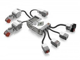 LabVIEW gets to grips with LEGO MINDSTORMS EV3 robots - ElectronicsWeekly.com | Lego Robotics | Scoop.it