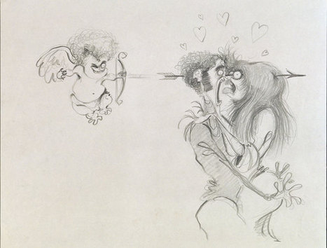 Tim Burton | MoMA Interactive Exhibition | Looks -Pictures, Images, Visual Languages | Scoop.it