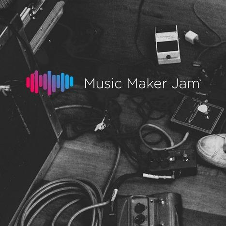 Componete la vostra musica in modo semplice e divertente: Music Maker Jam (foto) | risorse per musicisti | Scoop.it