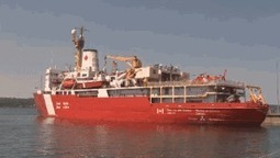 Canada's largest icebreaker prepares for North Pole expedition | Nova Scotia Fishing | Scoop.it