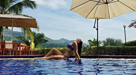 Photos : Laury Thilleman en bikini sexy, son corps de rêve affole le web | Radio Planète-Eléa | Scoop.it