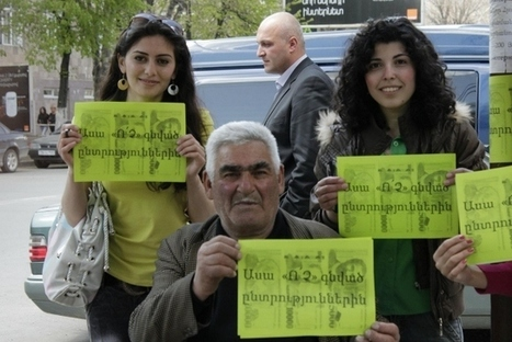 Armenia – Peace Dialogue - TransConflict   Conflict transformation, peacebuilding and security   Scoop.it