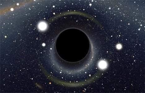 Buracos negros não existem, diz Stephen Hawking | tecnologia s sustentabilidade | Scoop.it