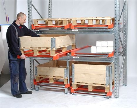 Immobilier logistique : meilleur semestre depuis... 2008 ! | solutions-stockage-logistique | Scoop.it