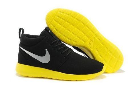 Latest Discount Nike Roshe Run Mid Cheap Black Red Gray Pink Uk Discounts Sale Online   Nike Roshe Run   Scoop.it