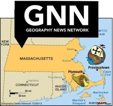 GNN Podcast: Plymouth and the Pilgrims | Geography Education | Scoop.it