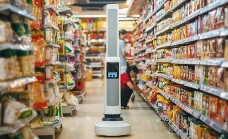 Get Ready to See This Robot in the Produce Aisle | Movin' Ahead | Scoop.it