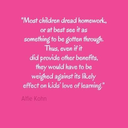 Homework, Friend or Foe? | Leading Schools | Scoop.it