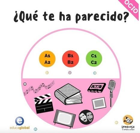 Enriquece tu vocabulario: el ocio | Las TIC en el aula de ELE | Scoop.it