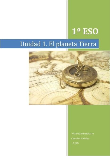 Unidad 1. El planeta Tierra. 1º ESO. | Rúbricas | Scoop.it