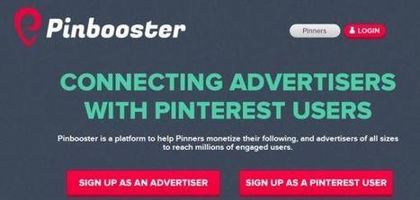 Pinbooster – primera plataforma publicitaria de pago-por-pin para Pinterest | Topics Social Media | Scoop.it
