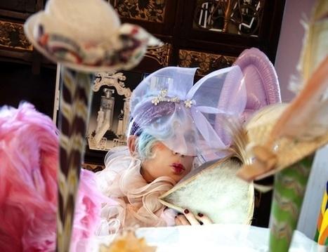 R.I.P. Anna Piaggi – MoMu Blog | fashion jewelry | Scoop.it