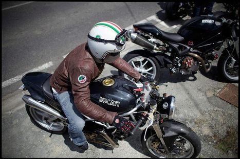 Timeline Photos | Facebook | Vintage Motorbikes | Scoop.it