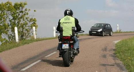 La refonte du permis moto colle mieux aux dangers de la route - L'Est Eclair | Actu, moto & politique | Scoop.it