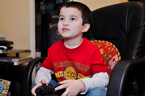 MediaShift . The Literacy of Gaming: What Kids Learn From Playing | PBS | Education News | Scoop.it