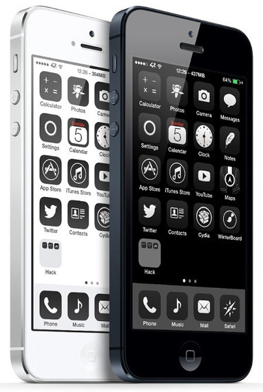 Top 5 Best Winterboard Themes for iOS 7 in 2014 [Free and Paid] | Smartphones Specifications Comparison | Scoop.it